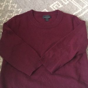 J crew collection cashmere sweater XS